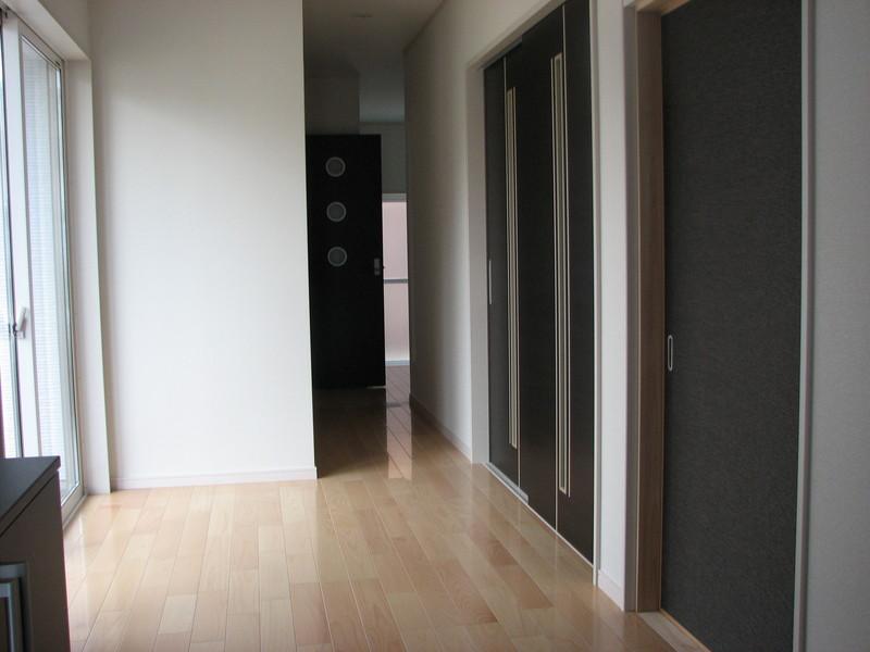 二世帯住宅 - 2階とリビングを一...